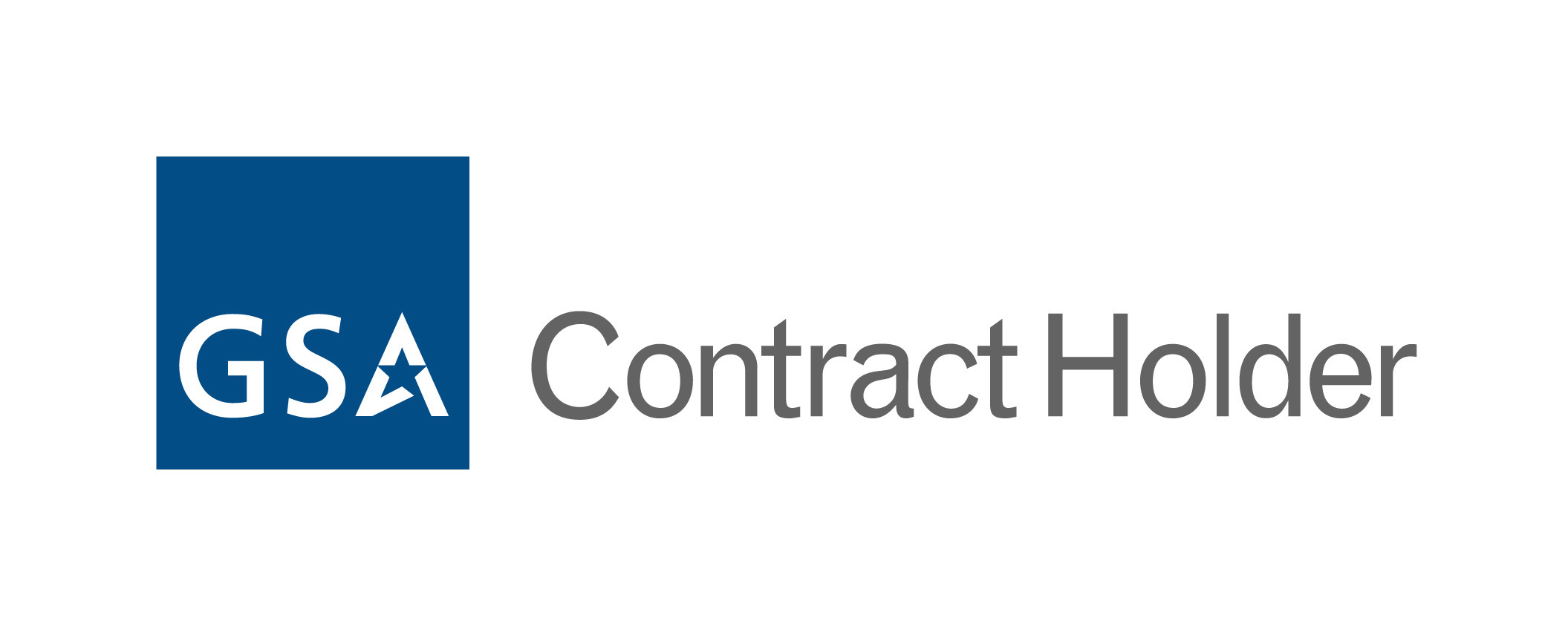GSA Conteract Holder Logo